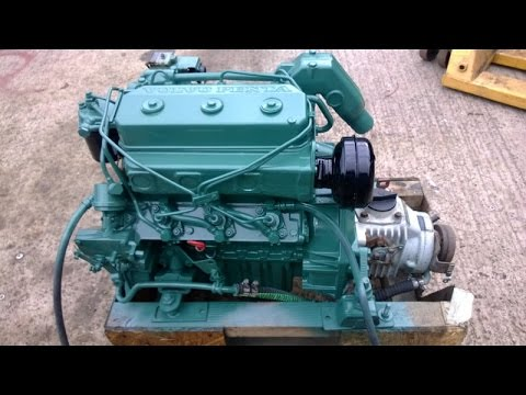 For Sale: Volvo Penta 2003 28hp Marine Diesel Engine Package - GBP 1,495