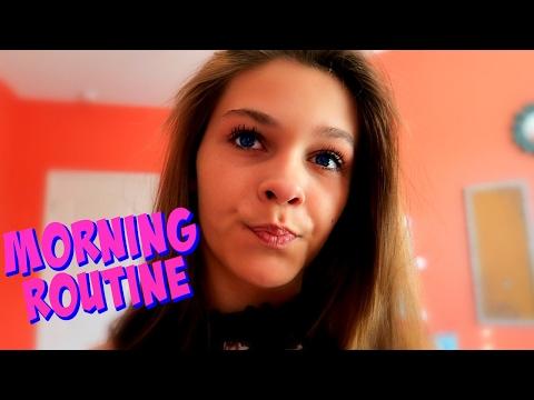 😴 EMMA'S MORNING ROUTINE!! 😴 BEFORE VIRTUAL SCHOOL