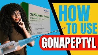 Vitalab Medication Instructions - Gonapeptyl