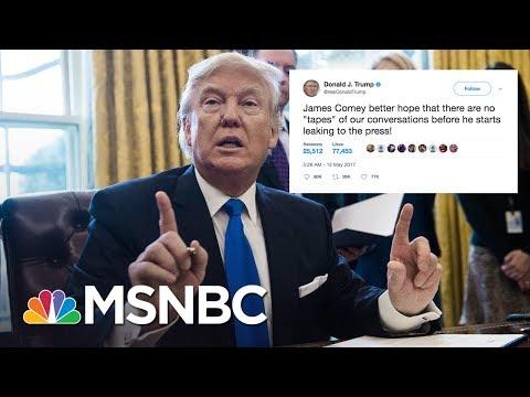 President Trump's 5 Most Self-Destructive Tweets | Morning Joe | MSNBC