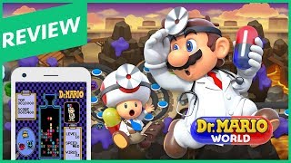 Dr. Mario World - The 90s Viral Game Goes Mobile