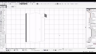 Архикад. Размеры в 3D-документе