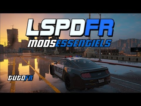 Tutorial] How to install LSPDFR with 7 Essential Mods | GTA5