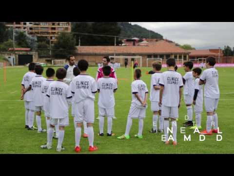 Real Madrid Clinic | Colombia