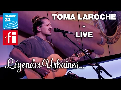 Youtube: Légendes Urbaines : Toma – Travailler (Live)
