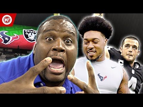 NFL In Mexico City: Raiders vs. Texans | Spicy Adventures