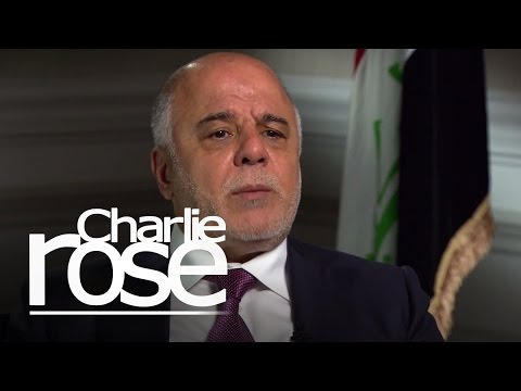 Iraqi PM Abadi: Yemen Could Spark 'Regional War' (Apr. 17, 2015) | Charlie Rose