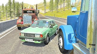 Extreme Car Crashes #8 - BeamNG Drive