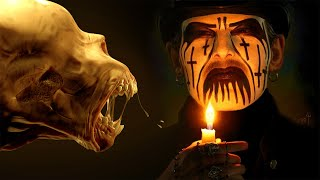 KING DIAMOND | A MANSION IN DARKNESS | FAN VIDEO WITH HORROR SCENES