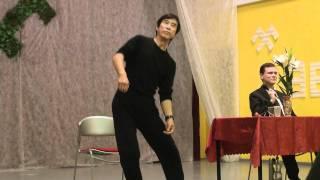 Ли Жунфэнь. Цигун, вводная лекция. Рига, 18.11.2011.