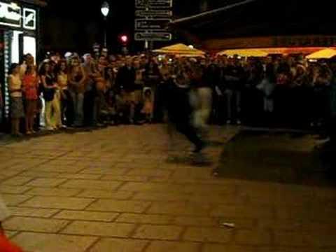 Danseurs de Hip hop (1)
