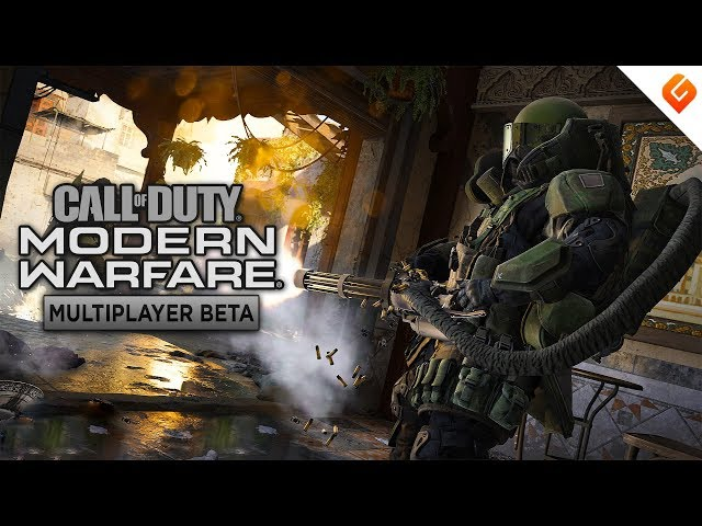 Call of Duty: Modern Warfare Multiplayer BETA | Headquarters Gameplay