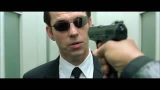 The Matrix Reloaded - Hallway Fight Scene