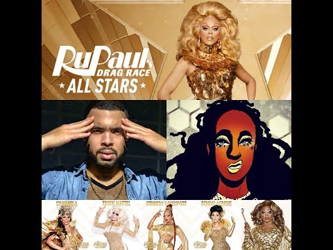 Rupaul's Drag Race - All Stars 3 - Episode 6 - Rant & Review