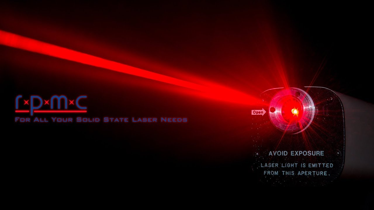 Solid State Lasers - RPMC Leading Laser Distributor of Solid State ...