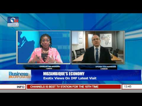 Business Incorporated: IMF Concludes Staff Visit To Maputo Pt 2
