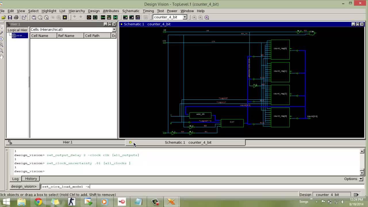 synopsys design compiler dc basic tutorial youtube rh youtube com Synopsys Design Constraints 2014.09 Compiler User Guide Design