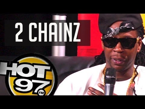 2 Chainz speaks on relationship with Ludacris