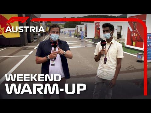 Weekend Warm-Up! | 2020 Austrian Grand Prix