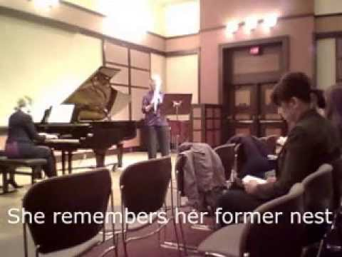 """Remembrance"" for clarinet and piano by Vartan Aghababian"