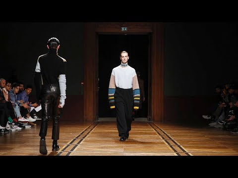 Sean Suen | Fall Winter 2018/2019 Full Fashion Show | Exclusive