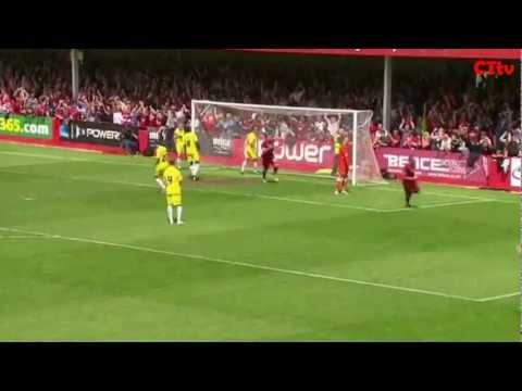 Cheltenham Town 2-0 Torquay United