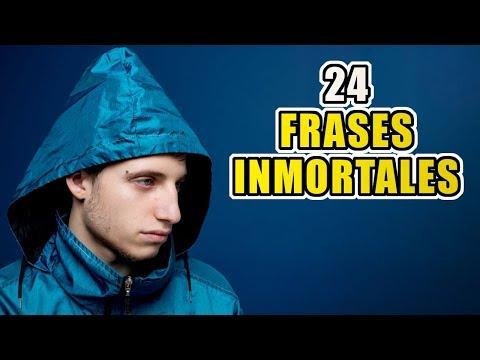 24 FRASES INMORTALES DE WOS