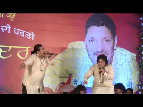 Master Saleem Fight with Pakistani Singers | JUGNI | Nakodar Mela 2015