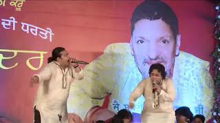 Master Saleem and Ali Brothers sung JUGNI at Nakodar Mela 2015 : Pakistani Artist by Webaera