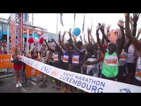 ING Night Marathon Luxembourg 2017
