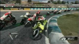 CGRundertow - MOTOGP 10/11 for PlayStation 3 Video Game Review