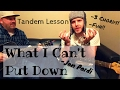 What I Can't Put Down - Jon Pardi Guitar Lesson