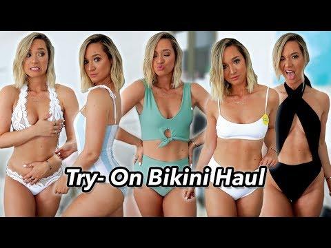 Huge Try-On Bikini Haul..