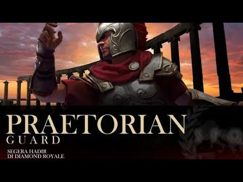 download Praetorian Guard Akan Segera Hadir Di Diamond Royale - Garena Free Fire
