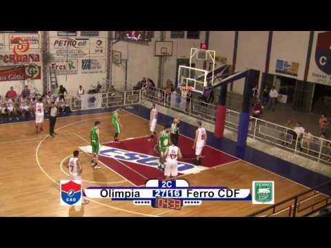 11 Fecha Liga Provincial Olimpia vs Ferro