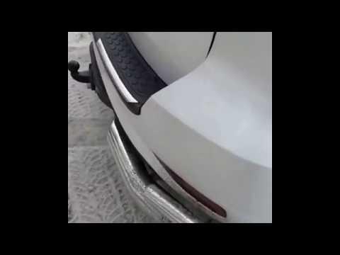 Обвесы на Toyota Fortuner