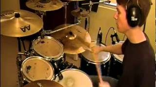 Lamb of God: Redneck  (Drum Cover) Older