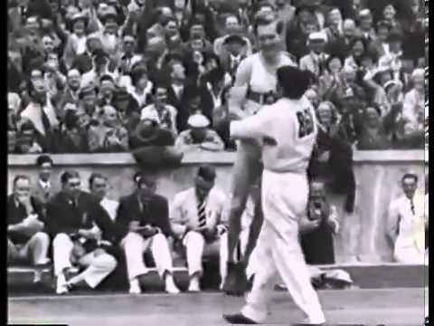 Jesse Owens Returning to Berlin