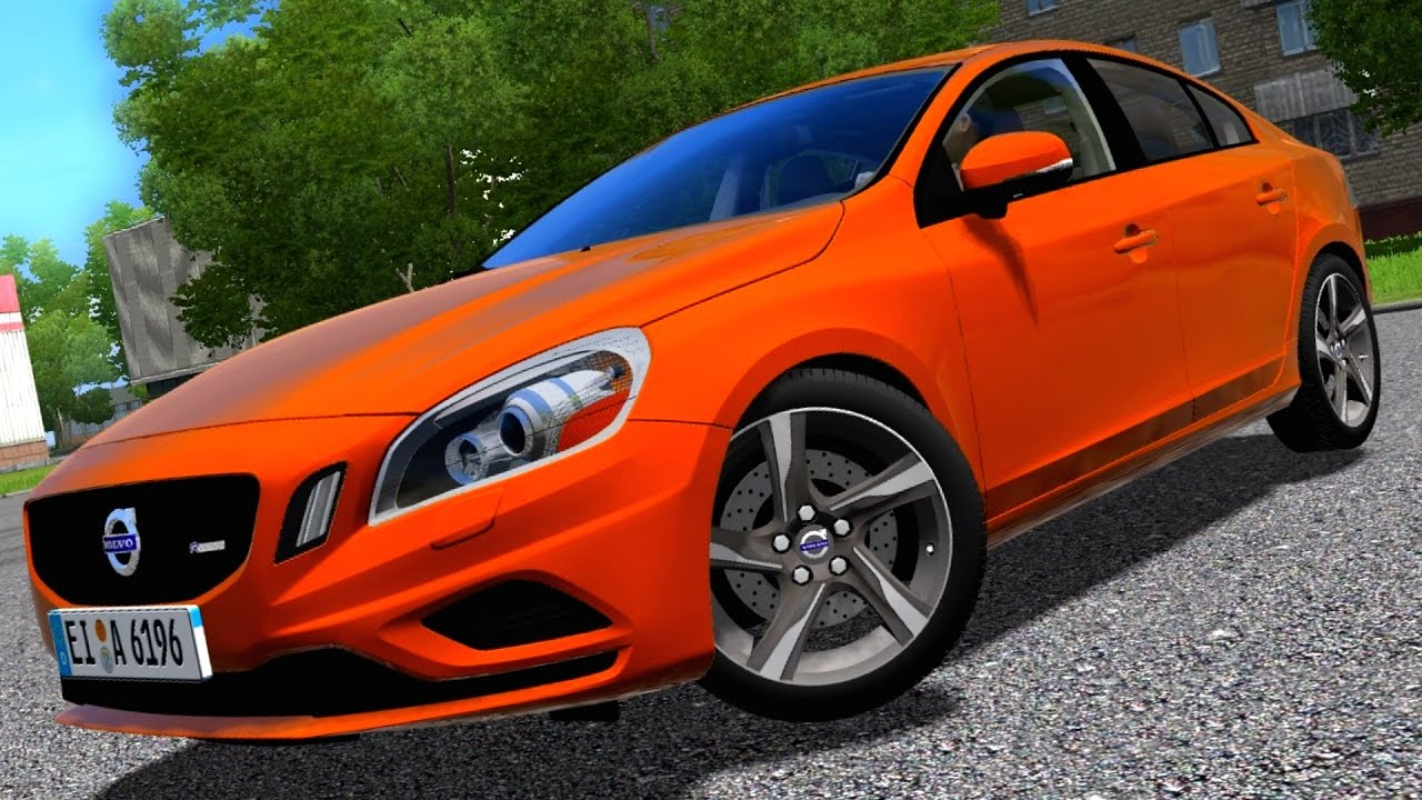 ffcd4d4bc0e City Car Driving 1.5.3 Volvo S60 R-Design Logitech G27 [1080p][60fps ...