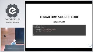 Provisioning Google GKE with Hashicorp Terraform - Cloud DevFest 2018