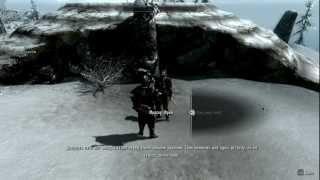 Skyrim - 34 (Гильдия воров - квест Разговор с тишиной)
