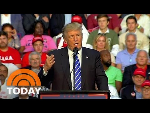 Donald Trump Calls President Obama 'Founder Of ISIS'; Trump Tower Climber Seized | TODAY
