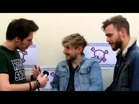 The First Interview - Takedown Festival 2014