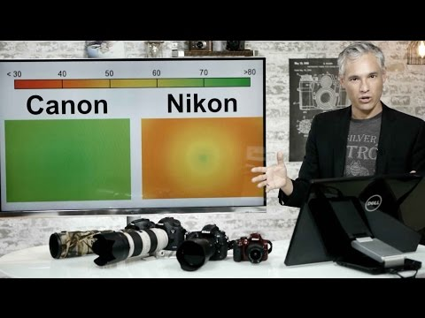 Canon vs. Nikon: Why I want to switch to Nikon, but cant fully