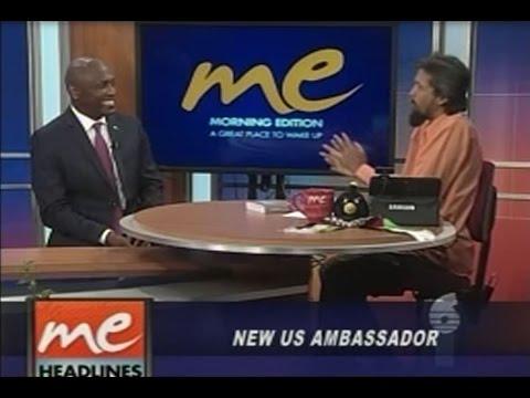 New U.S. Ambassador to Trinidad and Tobago