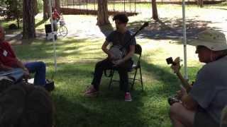 Greg Liszt Banjo Workshop - 2