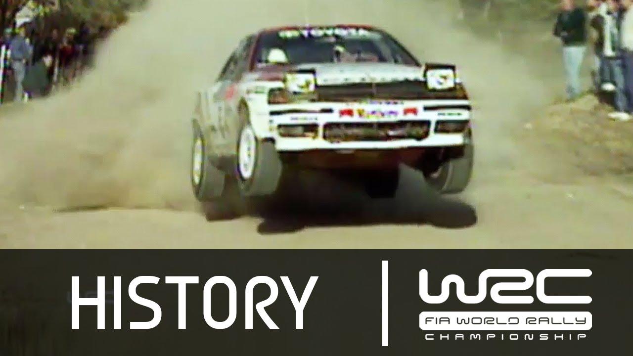 Carlos Sainz/ Greatest Drivers Teaser - FIA World Rally Championship ...