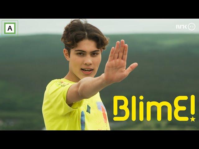 Vegard synger BlimE -sangen! - Oainnán du - BlimE 2020- NRK Super