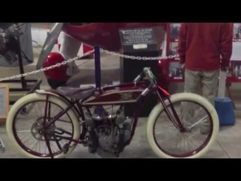 New England Air Museum - Motorcycle Show - 4/19/2014 -1080p -HD