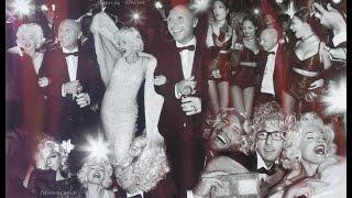 Marilyn Monroe lookalike Memory Monroe at Dolce and Gabbana